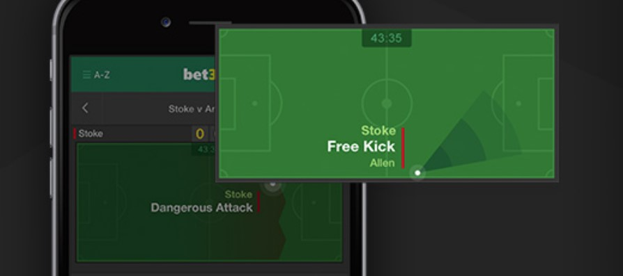 bet365 mobile app advantages