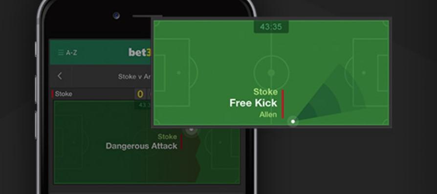 bet365 mobile app advantages